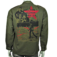Clash army shirt